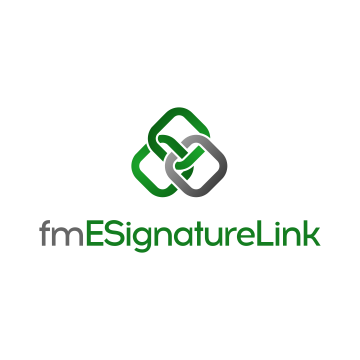 fmESignature Link (DocuSign) logo