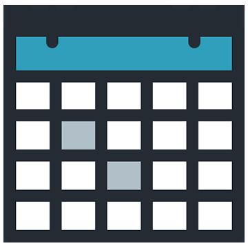 カレンダー logo