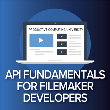 Developer API Fundamentals logo