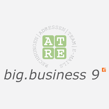 big.business 9 für Teamarbeit logo
