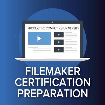 FileMaker Certification Prep logo