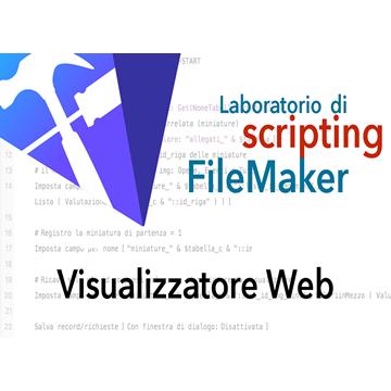 Visualizzatore web logo