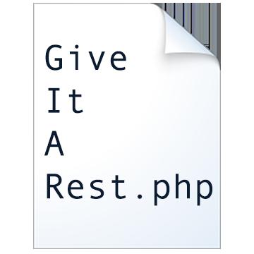 GiveItARest logo