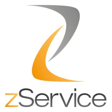 zService - CRM logo