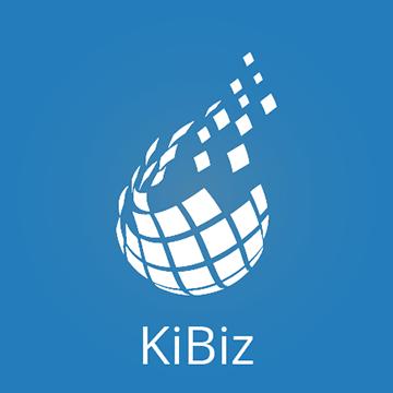 KiBiz 8 logo