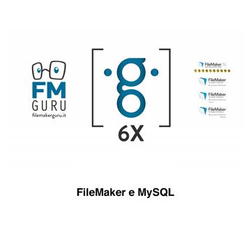 Collegare FileMaker a MySQL logo