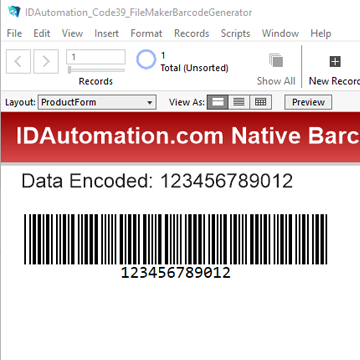 Code 39 Barcode Generator logo