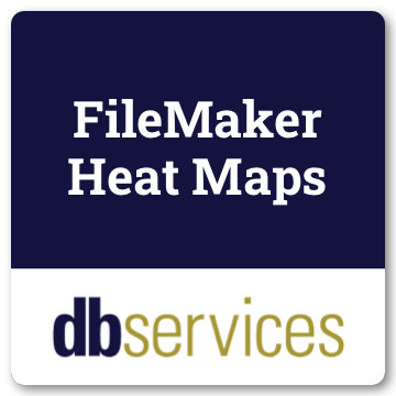 FileMaker Heat Maps logo