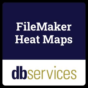FileMaker Heat Maps logo