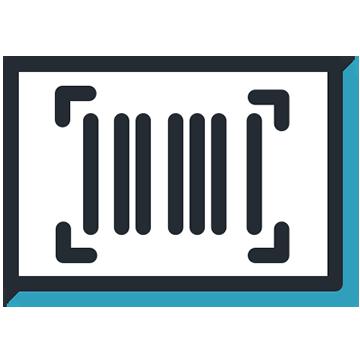 バーコードジェネレータ logo