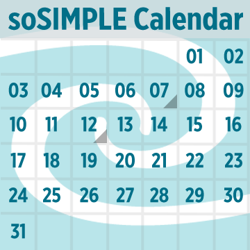 soSIMPLE Calendar Add-On logo