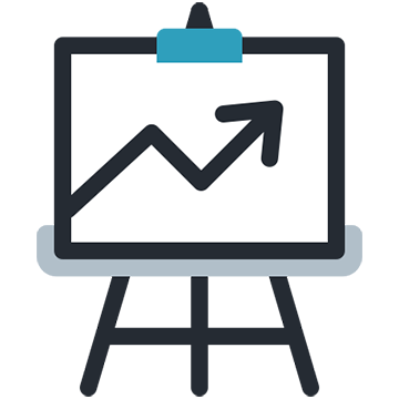 Einfaches Diagramm  logo