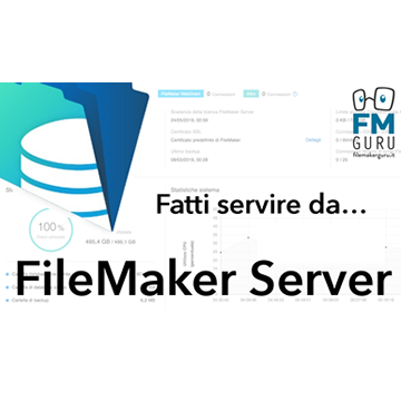 FileMakerServer Best practices logo