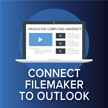 Connect FileMaker to Outlook logo