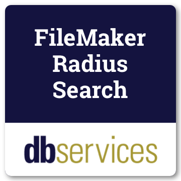 FileMaker Radius Search logo