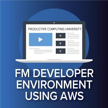 AWS Developer Environment logo