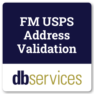 FM USPS Address Validation logo