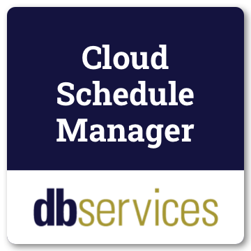 Cloud Schedule Manager logo