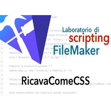 RicavaComeCSS (o del testo ... logo