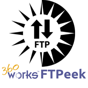 360Works FTPeek Plugin logo