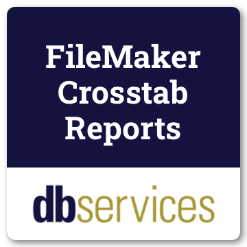 FileMaker Crosstab Reports logo
