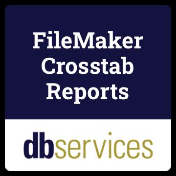 FileMaker Crosstab Reports logo
