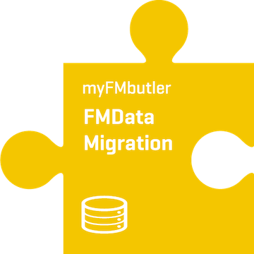 FMDataMigration logo