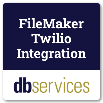 FileMaker Twilio Integration logo