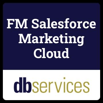FM Salesforce Marketing Cloud logo