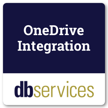 OneDrive Integration logo