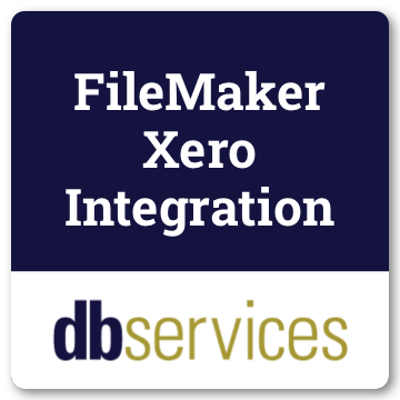 FileMaker Xero Integration logo
