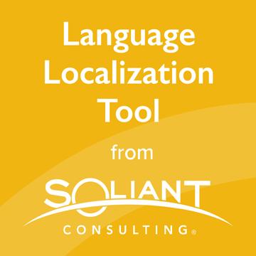 Language Localization Tool logo