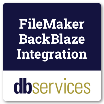 BackBlaze Integration logo