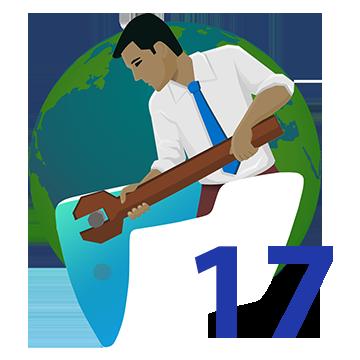 FileMaker 17 Platform logo