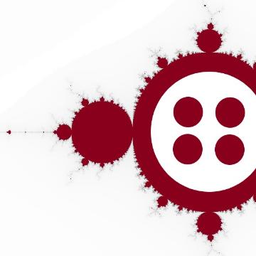 Mandelbrot SMS logo
