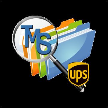UPS Parcel Shipping Status logo