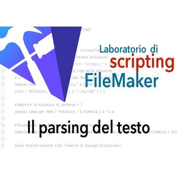 Il parsing del testo logo