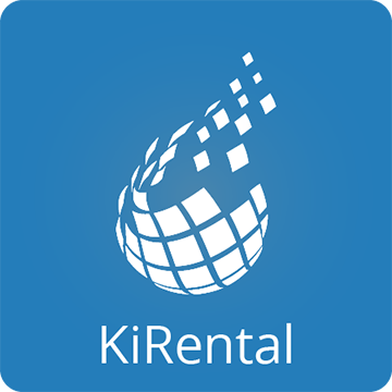 KiRentals for Equipment Mgt. logo