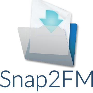 Snap2FM logo