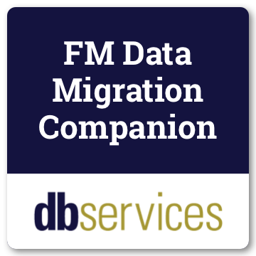 FM Data Migration Companion logo