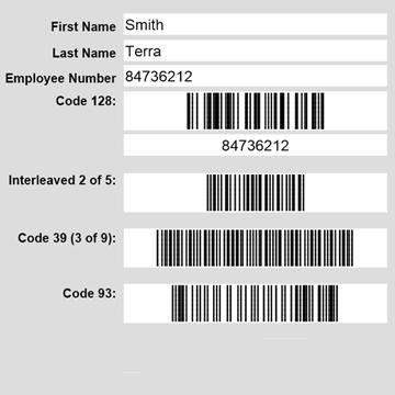Linear 1D Barcode Generator logo