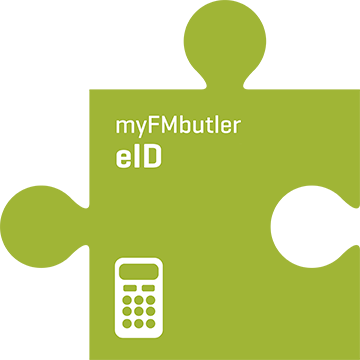 myFMbutler eID logo