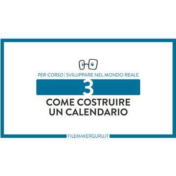 Costruire un calendario in FM logo