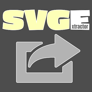 SVG Extractor logo