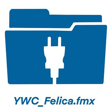 YWC_FeliCa.fmx logo