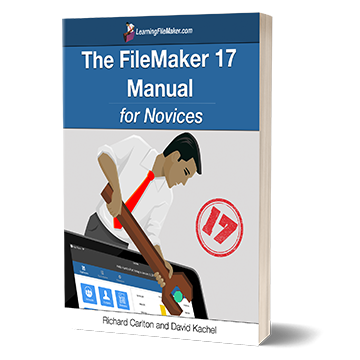 The FileMaker 17 Manual for Novices logo