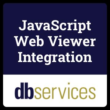 JavaScript Web Viewer Int. logo