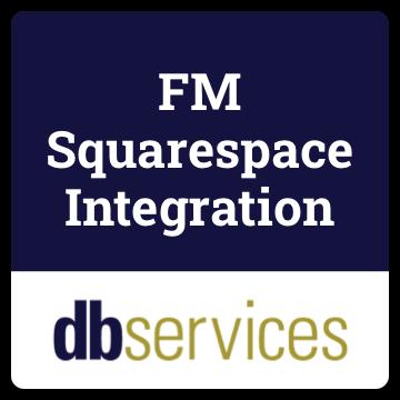 FM Squarespace Integration logo