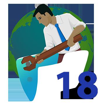 FileMaker 18 Platform  logo