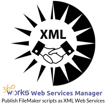 360Works Web Services Manager logo